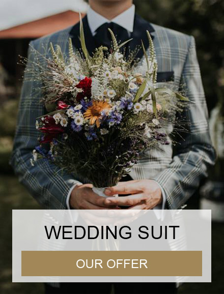 Click for wedding suits offer